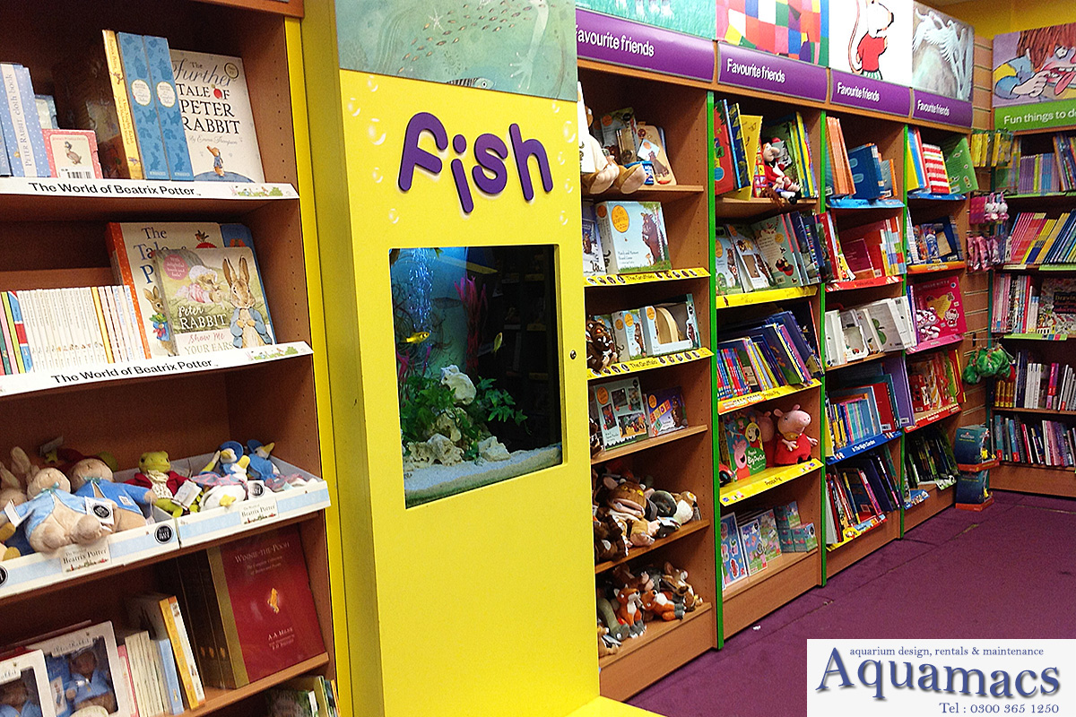 Waterstones Aquarium
